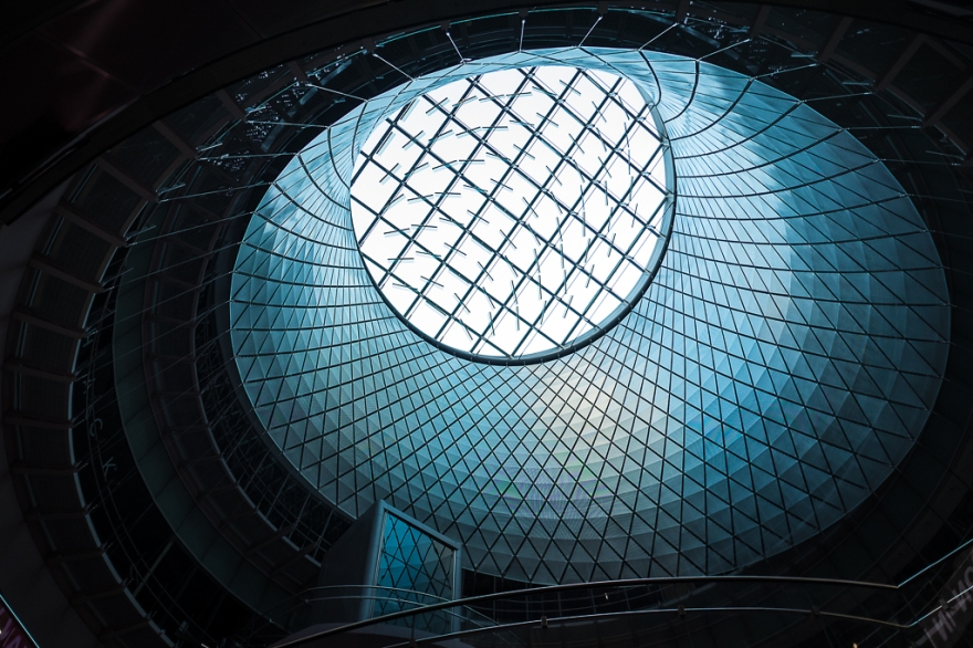 Fulton Center Reflector-Net