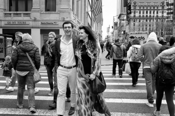 5th Avenue NYC love
