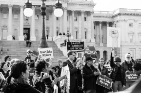 Save the ACA Protestors DC